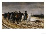 Campagne de France Napoleon, c.1864 Giclee Print by Jean-Louis Ernest Meissonier