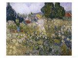 Marguerite Gachet in Her Garden, c.1890 Giclee Print by Vincent van Gogh