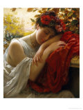 Autumn Giclee Print by Thomas Benjamin Kennington