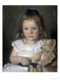 Teddy's Company Gicléetryck av Michael Peter Ancher