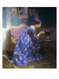 Perfect Scent Giclee Print by Viktor Schramm