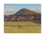 18th North Berwick Collectable Print by Peter Munro