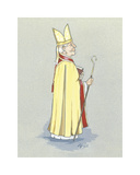 The Bishop Premium Giclee Print by Simon Dyer