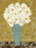 Bouquet of Daisies II Posters by Ailix Honnekker