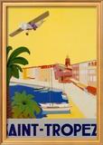 Saint Tropez Posters by  Chomel