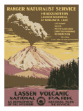 Lassen Volcanic National Park, c.1938 Láminas