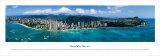 Honolulu, Hawaii Plakater av James Blakeway