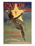 Rayon d'Or, c.1895 Posters by  PAL (Jean de Paleologue)