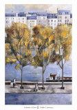 Autumn in Paris Prints by Didier Lourenco