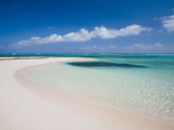 Sandy Point, Little Cayman, Cayman Islands, Caribbean Fotografisk trykk av Greg Johnston