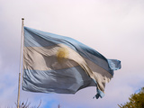 National Flag, Buenos Aires, Argentina Photographic Print by Per Karlsson