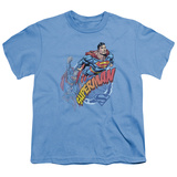 Youth: Superman - Up Up And Away T-shirts