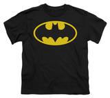 Youth: Batman - Classic Logo T-Shirt