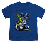 Youth: Batman - By Air and By Land T-shirts