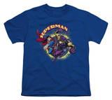 Youth: Superman - Superman vs. Mongol T-shirts