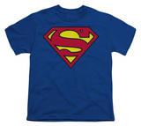 Youth: Superman - Classic Logo T-shirts