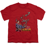 Youth: Superman - Breaking Chains T-shirts