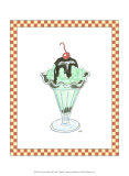 Ice Cream Parlor III Posters by Virginia A. Roper