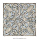 Silver Filigree V Impressão giclée por Megan Meagher