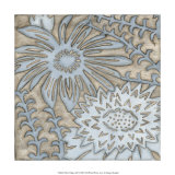 Silver Filigree III Giclee Print by Megan Meagher