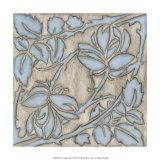 Silver Filigree IX Impressão giclée por Megan Meagher