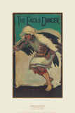 Eagle Dancer Prints by Gerald Cassidy