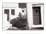 Sifnos, Grece Affiches par Henri Cartier-Bresson