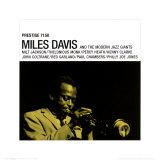 Miles Davis - Prestige 7150 Print