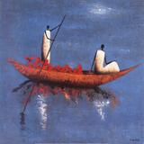 Eau Calme Art by Michel Rauscher