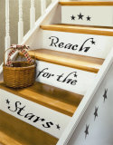 Reach For The Stars Wall Decal