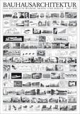 Bauhaus Architecture, 1919-1933 Posters