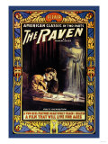 "Edgar Allen Poe's ""The Raven"""""" Posters"