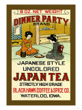 Dinner Party Brand Poster