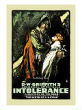 Intolerance Posters