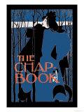 "The Chap Book: ""Blue Lady"""""" ポスター : ウィル H. ブラッドリー"