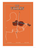 The Violin Posters
