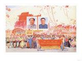 Chairman Mao Prints
