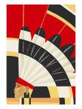 Assamese Dancer Posters by Frank Mcintosh