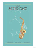 The Alto Sax Prints