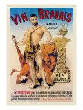 Vin Bravais Kunst af Eugene Oge