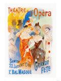 Theatre de l'Opera Posters