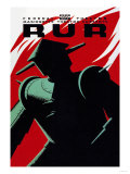 WPA Marionette Theater presents RUR (Rossum's Universal Robots) Posters