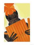 Melanesian Intervals Prints by Frank Mcintosh