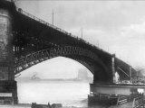 The Eads Bridge Photo by Ido Von Reden