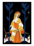 Palestine-Starlight Prints by Frank Mcintosh