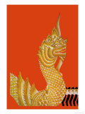 Dragon Temple of Siam Prints by Frank Mcintosh