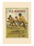 U.S. Marines, Soldiers of the Sea Posters