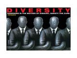 多様性 ポスター