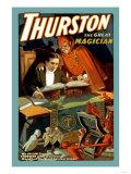 Thurston: The Great Magician Kunstdrucke