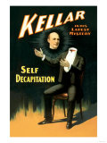 Kellar in His Latest Mystery Pósters